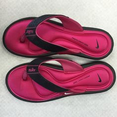 Comfy #nike #flipflops at #cmselma for just $20, size 8, in like-new condition!