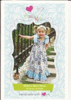 Helens Maxi Dress