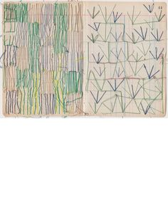 Sharon Etgar | Thread Drawings