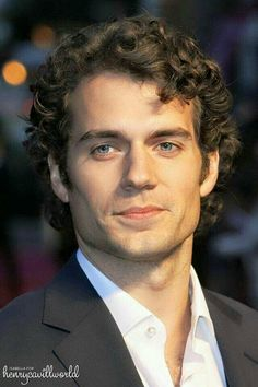 Henry Cavill Younger and so handsome