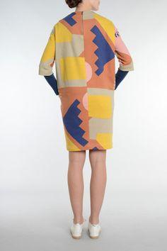 Pueblo Dress by Obus Clothing - #hopiraindance . http://obus.com.au/