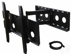 VideoSecu Articulating Cantilever Tilt Swivel TV Wall Mount for Samsung UN55C7000 UN55C6500 UN55C6400 UN55C6300 UN46C7000 UN46C6500 UN46C6400 UN46C6300 UN46C5000 UN40C6500 UN40C6400 UN40C6300 UN40C5000 PN50C7000 PN50C590 PN50B450 PN50C550 PN58B860 PN50B550 PN58B650 PN50C450 PN42C450 LN55C630 LN55C65 .$79.99. Just received this and installed easily into wall studs. The installation kit provides everything you need including all different size mounting screws/washers depending upon hole on…