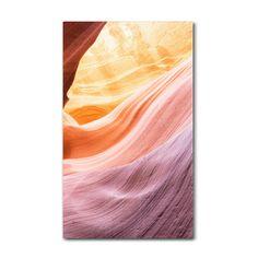 Trademark Fine Art Moises Levy 'Lower Wave II' Canvas Art