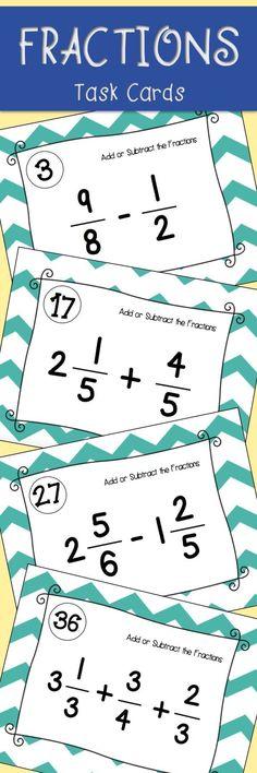 Mixed Numbers , Improper Fractions Improper fractions, Worksheets