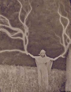 Fotos antiguas: extrañas y aterradoras