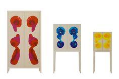 RORSCHACH. Philippe Cramer. Тест на ассоциации из клякс. детские рисунки на детскую мебель