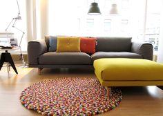 sisustuksen koodi: Muuto-sohva
