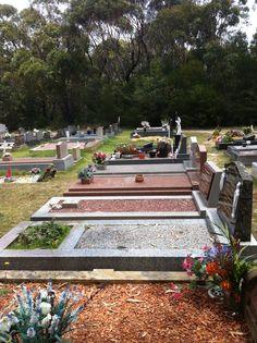 Helensburgh Cemetery! NSW Australia!