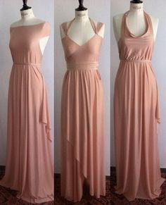 Convertible Dress Bridesmaid Dress | Big Fashion Show convertible dress