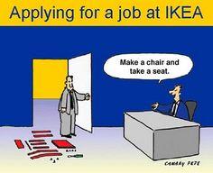 Ikea job interview #interviewskills #jobs