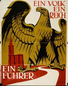 A dramatic propaganda poster! Raza Aria, Nuremberg Rally, Ww2 Propaganda Posters, Germany Ww2, War Dogs, World War Two, Vintage Posters, Wwii, Armed Forces