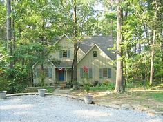 Cottage.  Lake O the Pines vacation cottage 209837 on HomeAway