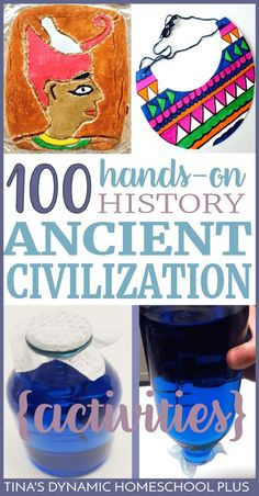 Ancient history free lesson plans games powerpoints activities 100 easy fun ancient civilization hands on projects fandeluxe Choice Image
