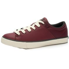 Leather shell casual shoes, better in real life