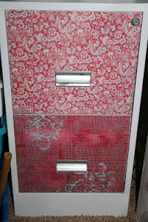 my file cabinet makeover tutorial.