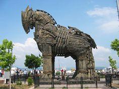 paard van troje - Google zoeken
