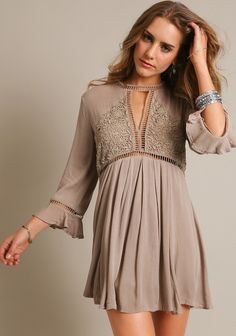 Finally Found You Dress - Dresses - Clothing | ThreadSence