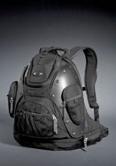 Oakley Mens Hardshell Backpack (Black)