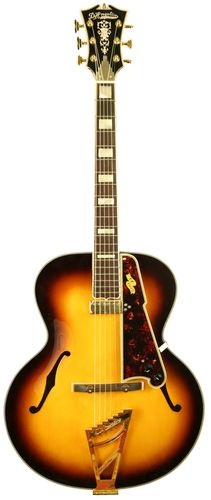 D'Angelico Guitars EX-Style B Vintage Sunburst