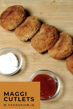 Cutlet has long been a favorite to many as a snack. I remember as a kid when we used to go to any cinema or restaurant, we used to find cutlet along with tomato ketchup being served and have enjoyed this dish in more than once 😊