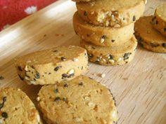 大人気!さくさくきなこクッキー!の画像