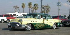 Nice 55 Buick