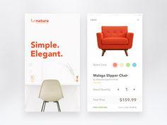 minimalist app ui 07