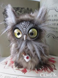 CASUS-K   ВКонтакте Cute Fantasy Creatures, Cute Creatures, Magical Creatures, Teddy Toys, Needle Felted, Dolls For Sale, Creepy Dolls, Cute Toys, Polymer Clay Art