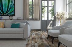 Sala -  Produto: Cerâmica Portinari, Salas, Rooms