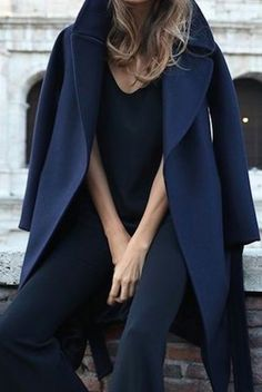 Love this elegant coat
