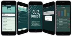 Quizionic3 - The Best and Complete Quiz App Template w/local SQLite DB & PHP/MySQL backend + plugins . - Full compatible with Ionic Framework 3.6.0, CLI 3.9.2 and Cordova 7.0.1- Quizionic3 illustrates the use of pre populated local SQLite database- PHP/MySQL backend database for content synchronization- The storage of local properties (ex LocalStorage) with the use of SQLite kv table-