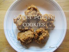 Sweet Potato Cookies by Raia's Recipes