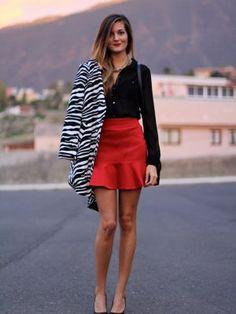 marilynscloset Outfit   Otoño 2013. Cómo vestirse y combinar según marilynscloset el 13-11-2013