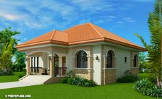Small bungalow interior diy plans simple but cly modern bungalow house small bungalow interior diy plans bungalow house plans home interior 3 bedroom house plans 4 bedroomsThree Bedroom Bungalow House. Bungalow Style House, Bungalow Haus Design, Bungalow Floor Plans, Small Bungalow, Home Design Floor Plans, 3 Bedroom Bungalow, Duplex House, Model House Plan, My House Plans