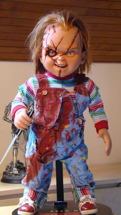 Seed of chucky life size (it it worth the £)