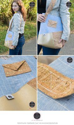 Messenger Bag, Satchel, Bags, Fashion, Sewing Patterns Bags, Cool Bag, Artificial Leather, Handbags, Moda