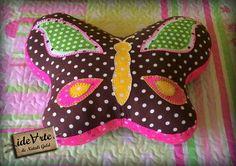 Pillows, Sewing, Crochet, Handmade, Bags, Decorative Throw Pillows, Butterflies, Creativity, Baby Dolls