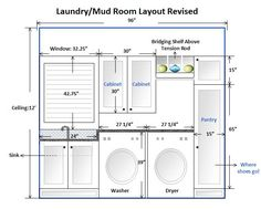 Laundry Cabinet Plans Home Design Ideas And Pictures Room Layouts Craft Rooms
