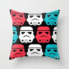 Star wars pillow cover  Decorative throw pillow  by thegretest, €39.92