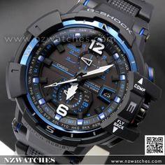 Casio G-Shock GRAVITYMASTER Solar Wave Multiband 6 Sport Watch  GW-A1100FC-1A 545986cd78