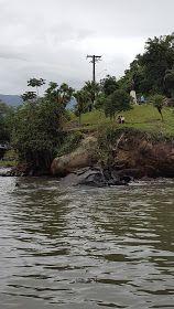 #ubatuba #brazil  Veja mais fotos de Ubatuba em: http://bunkersecreto.blogspot.com.br/2017/04/centro-de-ubatuba.html