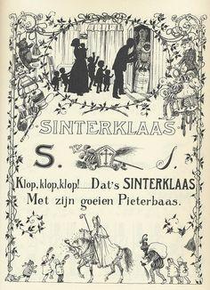 Jan Wiegman S Sinterklaas 1910 | Flickr - Photo Sharing!
