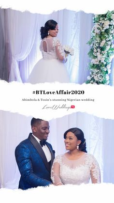 Nigerian Wedding  Nigerian Wedding Pictures White Wedding  Couple  Husband and Wife  Mr & Mrs Lace Wedding, Wedding Dresses, Mr Mrs, Wedding Couples, Wedding Pictures, Real Weddings, Husband, Fashion, Bride Dresses