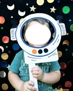 - Weltraum - Best Picture For space For Your Taste You are looking for something, and - Space Crafts For Kids, Space Preschool, Space Activities, Outer Space Theme, Outer Space Party, Nasa Party, Astronaut Party, Space Classroom, Space Projects