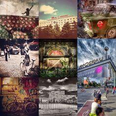 Minhas mobgrafias de Berlin em @mobgraphia e #mobtrips  My Berlin images @mobgraphia