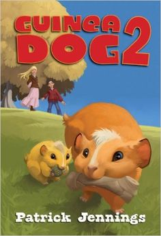 271. Guinea Dog 2 by Patrick Jennings