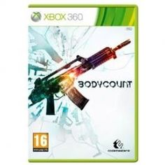Bodycount Game Xbox 360 | http://gamesactions.com shares #new #latest #videogames #games for #pc #psp #ps3 #wii #xbox #nintendo #3ds