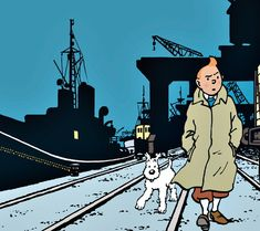 Some people were inspired to travel by atlases. Some people, by maps. But for some, nothing gave them the travel bug like the adventures of Tintin. On the eve of the boy wonder's big-screen debut, Lev Grossman considers the comic books that changed his life