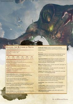 [Homebrew] Kozilek, Butcher of Truth - Imgur