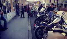 After Business Café Racer Ride #01 / 17 -  TITAN